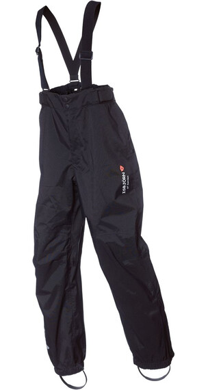 Isbjörn Hurricane Hard Shell Pant (122-152 cl) Black